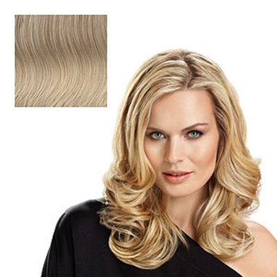 hairdo. Styleable Soft Waves Clip-in Extension
