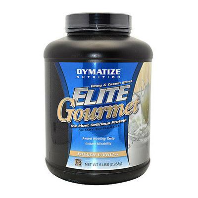 Dymatize Elite Gourmet French Vanilla Whey & Casein Blend Dietary Supplement