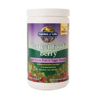 Garden of Life Perfect Food Berry Super Green Fruit & Veggie