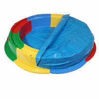 Wader Toys Sandpit with Accessories, Ages 3+, 1 ea