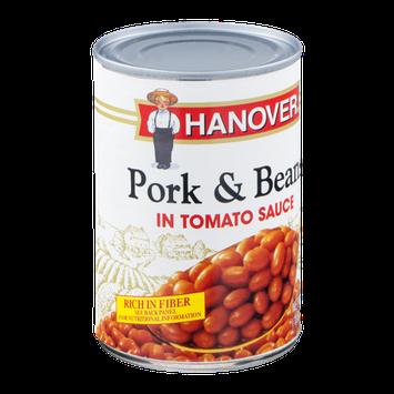 Hanover Pork & Beans in Tomato Sauce