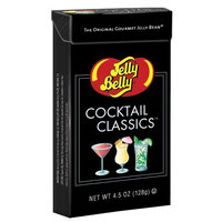 Jelly Belly Cocktail Classics - 4.5 Ounce Flip-Top Box