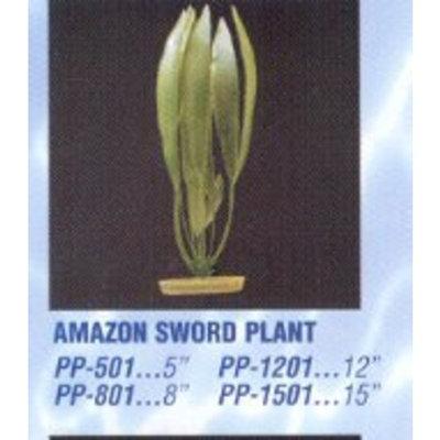 Hagen Aquascaper Amazon Sword Plant, 8-Inch