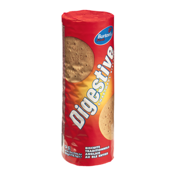 Burton's Food Digestive Sweetmeal Biscuits