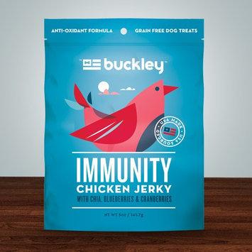 Buckley JERKY, IMMUNITY, CHICKEN, (Pack of 6)