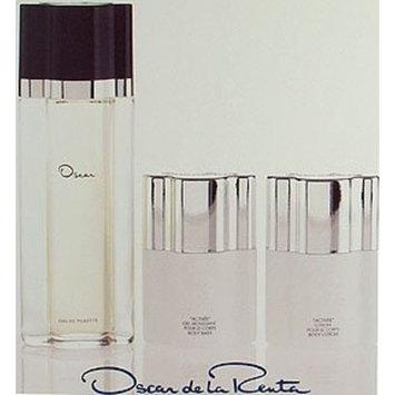 Oscar De La Renta Oscar Dela Renta Gift Set for Women (Eau De Toilette Spray, Body Lotion, Body Bath)