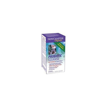 New Chapter Chapter Probiotic Cleanse, 90 Count