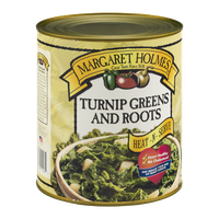 Margaret Holmes Turnip Greens and Roots
