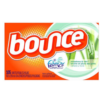 Bounce Fabric Sheets with Febreze
