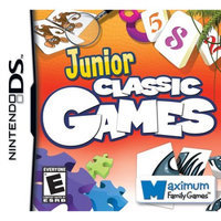 Maximum Family Games Junior Classic Games (Nintendo DS)