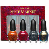 SEPHORA by OPI Spice Market Mini 4-Piece Collection
