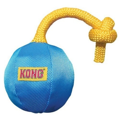 KONG Funsters Ball Dog Toy, Small, Colors Vary
