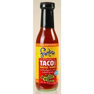 Frontera Foods Inc. Sauce, Taco, Rstd Tomato, 8.50-Ounce (Pack of 6)
