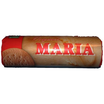 Gullon Original Maria Cookies 7.05 Ounce Roll (3 Pack)