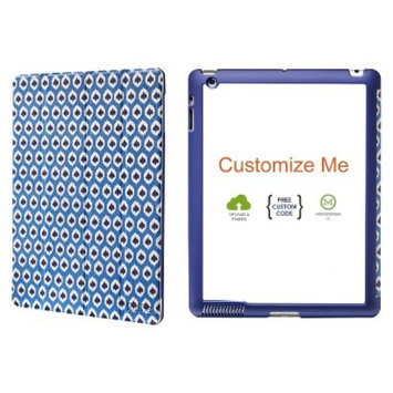 RuMe cCover for iPad - Aqua Ikat (TAR-CC02)
