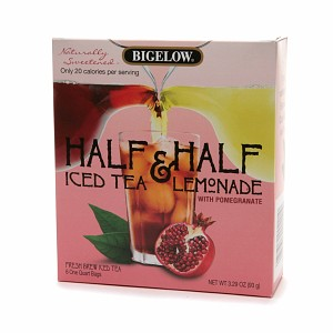 Bigelow Half Iced Tea & Half Lemonade with Pomegranate
