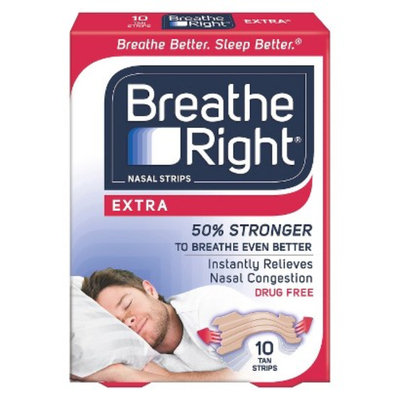 Breathe Right Extra Strength Nasal Strips
