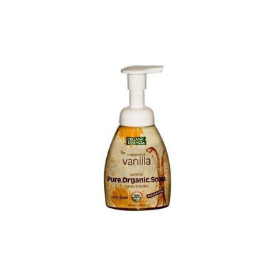 Organic Essence Pure Organics Organic Essence Madagascar Vanilla Pure Organic Soap