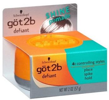 göt2b® Defiant® Define + Shine Pomade