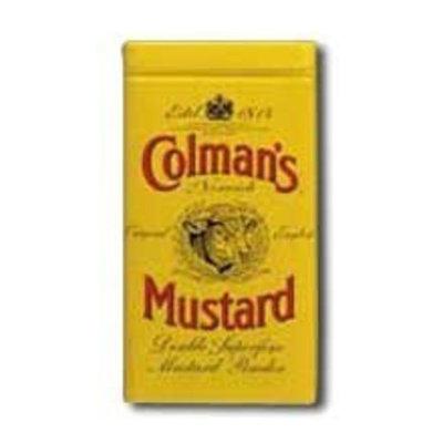 Bri Al Colmans Dry Mustard Power, 16 Ounce -- 12 per case