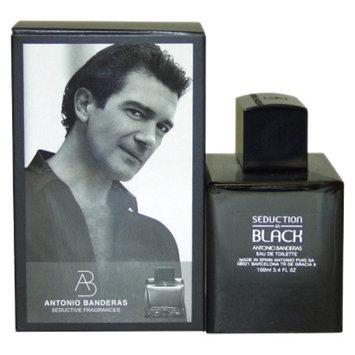 Men's Seduction In Black by Antonio Banderas Eau de Toilette Spray -