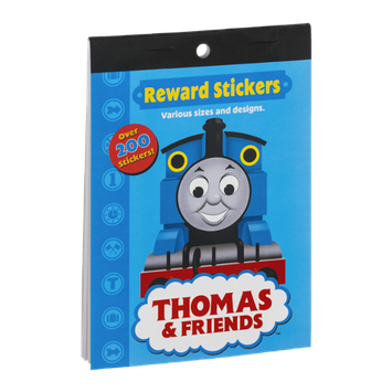 Thomas & Friends Reward Stickers