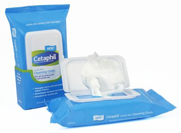 Cetaphil®  Gentle Skin Cleansing Cloths