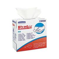Kimberly Clark White Wypall X50 Wipes