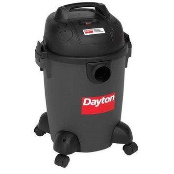 DAYTON 22XJ62 Wet/Dry Vacuum,2 HP,6 gal,120V