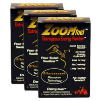Quest ZOOMfuel Cherry Energy Powder - 3 Pack