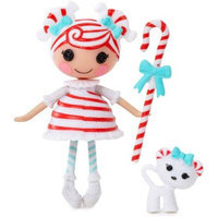 Mini Lalaloopsy Doll, Mint E. Stripes
