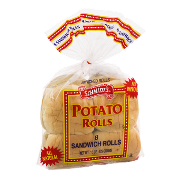 Schmidt's Potato Rolls - 8 CT
