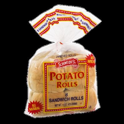 Schmidt's Potato Rolls - 8 CT