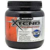 Scivation XTend Intra-Workout Catalyst Raspberry Blue Dietary Supplement