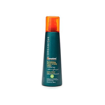 Organique by Himalaya Revitalizing Hand & Body Lotion for All Skin Types