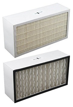 Filters-NOW RBA1401HCS=RKE 83367 Sears-Kenmore HEPA Dual Filter Cartridge
