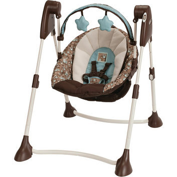 Graco Swing By Me Portable 2-in1 Swing
