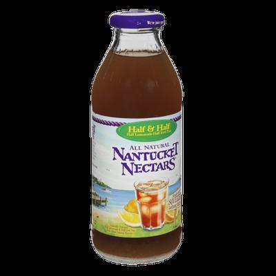 Nantucket Nectars All Natural Half & Half Lemonade-Iced Tea