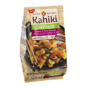 Kahiki Stir Fresh Sweet & Sour Chicken