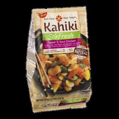 Kahiki Stir Fresh Sweet & Sour Chicken