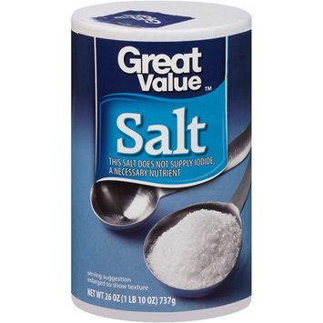 Great Value Salt Seasoning, 26 oz