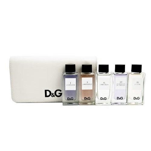 Dolce & Gabbana Gift Set: Le Bateleur, L'imperatrice, Lamoureux, La Roue De La Fortune, La Lune