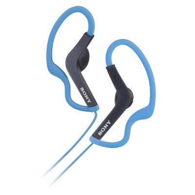 Sony Around-the-Ear Headphones - Blue (MDRAS200/BLU)
