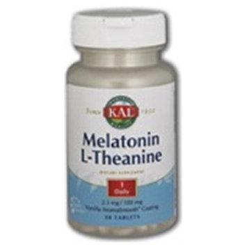 Melatonin L Theanine Kal 30 Tabs
