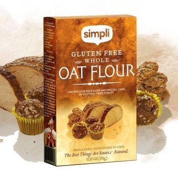 Simpli, Whole Oat Flour, Gluten Free