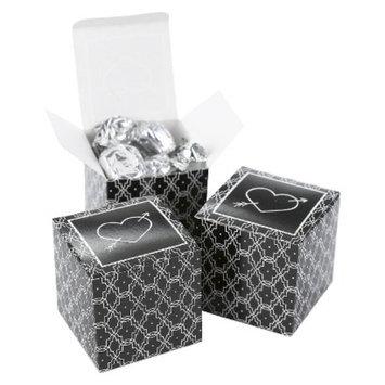 Hortense B. Hewitt Retro Favor Boxes - Black/White