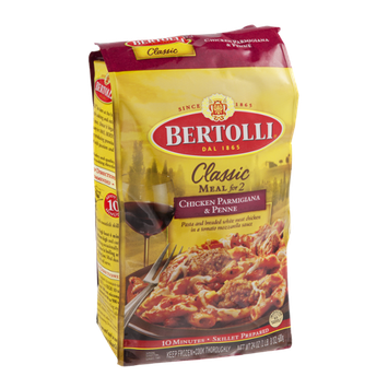Bertolli Classic Meal For Two Chicken Parmigiana & Penne