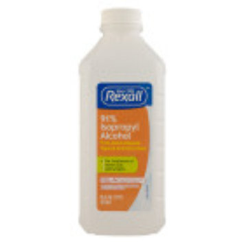 Rexall 91% Isopropyl Alcohol, 16 oz