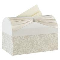 Lillian Rose Chest Card Box - Ivory