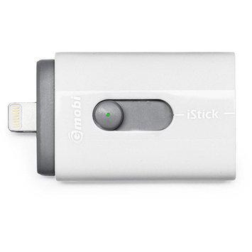 SANHO iStick 16GB USB Lightning Drive, White